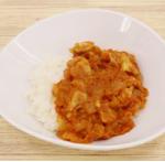 今月のおすすめメニュー♪ 〜トマトチキンカレー〜